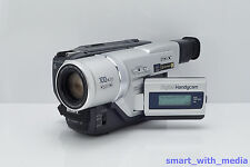 SONY DCR-TRV120E CAMCORDER DIGITAL 8 / HI8 / 8MM ANALOGUE VIDEO-8 VIDEO CAMERA