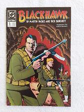 Blackhawk #5 (Aug 1989, DC) VF+