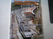 **a RGCF chemins de fer 11/08 RATP réfection des voies béton sur le RER