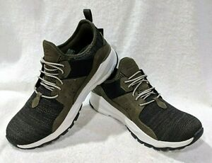 Skechers Men's Classic Fit Relven Arkson Olive Slip-On Sneakers-Size 8.5/10 NWB