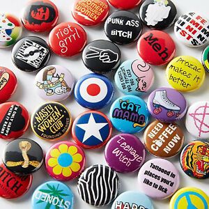100 Custom badge-Personalised-hen-stag-band-logo-pin badges-party-wedding-print