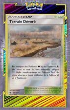 Terrain Dévoré Reverse - SL4 - 93/111 - Carte Pokemon Neuve Française