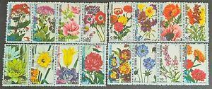 STAMPS EQUATORIAL GUINEA 1979 FLOWERS CTO - #5656