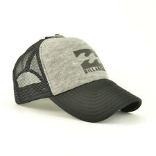 Billabong Men's Podium Curved Peak Trucker Cap - SS17: Grey Heather