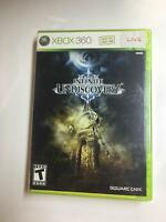 Infinite Undiscovery Microsoft XBOX 360 2008 NEW FACTORY SEALED