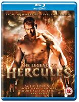 The Legend Of Hercules [Blu-ray] [DVD][Region 2]