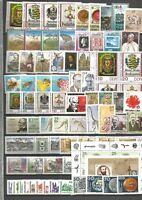 DDR    postfrisch 1990  I + II Jahrgang komplett