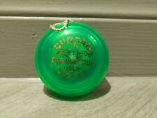 Vintage Duncan Hyper Imperial Yo-Yo Green-Made In USA
