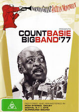 COUNT BASIE Big Band '77 DVD - PAL All Zone - New
