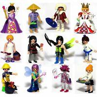 Playmobil Figurine Serie 10 Femme + Accessoires Modèle au Choix 6841 NEW