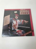 "Elton John ‎– ""The Best Of Elton John""   Volume  2  LP"