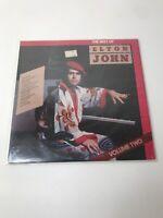 """Elton John – """"The Best Of Elton John""""   Volume  2  LP"""