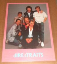 Dire Straits 1985 Poster 33x23