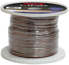 NEW Pyle PSC16500 16 Gauge 500 ft. Spool of High Quality Speaker Zip Wire