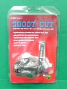 New Golden Key Futura Shoot Out Containment Arrow Rest - Right or Left Hand
