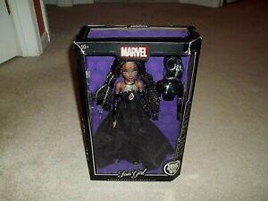 "Black Panther Marvel Inspired Fan Girl Action Figure Madame Alexander 14"" Doll"
