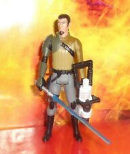 """Star Wars Rebels 3.75"""" Action Figure Kanan Jarrus - New Loose Without Packing"""