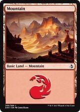 4 x Mountain (266/269) - Amonkhet - Magic the Gathering MTG Basic Land