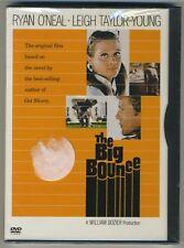 The Big Bounce (1969) Ryan O'Neal From an Elmore Leonard Novel RARE OOP 2003 DVD