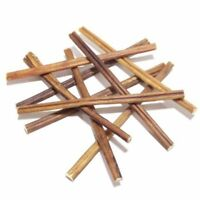 "16 OZ. BAG OF 12"" STANDARD BULLY STICKS ODOR FREE NET WT 1 LB (454 G)"