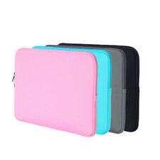"""Laptop Etui Housse Sac Sacoche Pochette Pour Macbook Air Pro 11-15.6"""" Portable"""