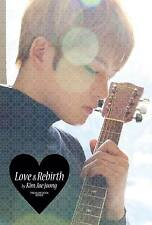 "JYJ K-POP Kim Jaejoong Treasure Book ""J's LOVE and REBIRTH"" Ultramatic Book F/S"