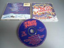 CD THE KELLY FAMILY - CHRISTMAS FOR ALL Kel-Life EMI
