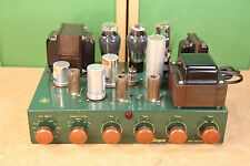 1953 BOGEN DB20 TUBE AMP early vintage integrated amplifier RCA 6L6g Nr MINT