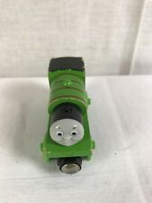 Percy Train ~DON'T FEED the ANIMALS~ Rare Thomas & Friends Wooden Tank RETIRED