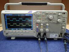 Tektronix Dpo2022b 200 Mhz Digital Oscilloscope Probes Connectivity Module
