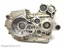 09#1 KTM 450XC 450 525 XC ATV LEFT Crank Bottom End Engine Case Tranny