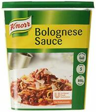 Knorr Bolognese Sauce Mix, 800g (Makes 5L) - Pack of 3