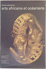 Musee national des arts africains et oceaniens. Poster