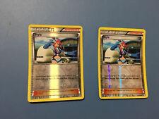 Pokemon Card x2 Reverse Holo Kyla 134/149 Boundaries Crossed Free Shipping!