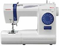 Toyota ECO17CJ Sewing Machine Blue