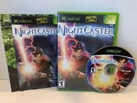 NightCaster: Defeat the Darkness (Microsoft Xbox, 2002) Complete