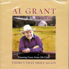 AL GRANT - THERE'S THAT SMILE AGAIN (NEW SEALED CD)