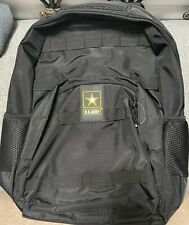 NEW - US Army - School Backpack - Black