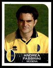 Panini Calciatori 2002-2003 - Modena Andrea Fabbrini No. 272