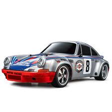 Tamiya 1:10 Porsche 911 Carrera RSR Clear Body Parts TT01 TT02 EP RC Car #51543