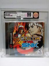 Dreamcast Capcom Vs SNK ***VHTF***