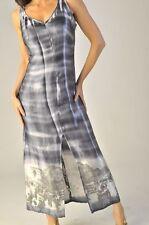 Mariella BURANI ABITO VESTITO Robe Kleid Summer Dress Платье Сарафан Tg40 New