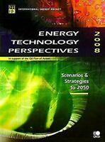 Énergie Technologie Perspectives 2008: Scénarios et Strategies à 2050 par Bernan