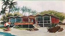 223 Vacation Homes A-frames Mid Century Modern House Plans Pollman