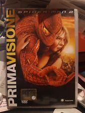 Dvd Spider-man 2 primavisione