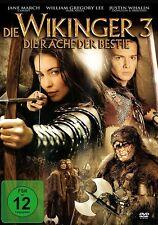 Die Wikinger 3 - Die Rache der Bestie ( Action-Abenteuer ) mit Jane March NEU