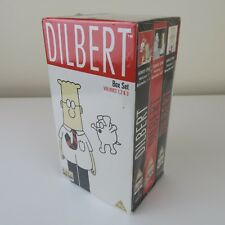 The Dilbert Box Set - Vols. 1, 2 And 3 (VHS, 1999, Animated)