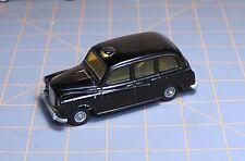 Vintage Budgie London Taxicab H. Seener LTD. Nice! 1:43  O Scale