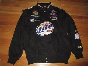 1984-2005 RUSTY WALLACE No. 2 Last Call MILLER TIME PENSKE Racing (LG) Jacket