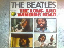 THE BEATLES  The long and winding road  , for you blue (1970) 45GIRI